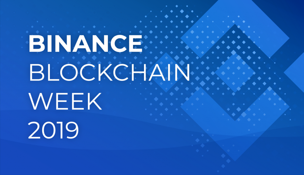 Binance Blochain Week 2019