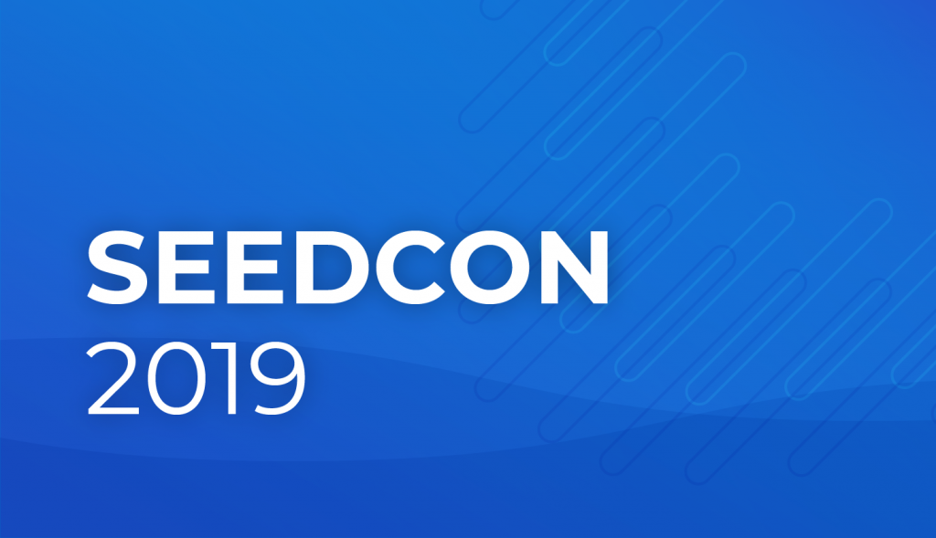SEEDCON 2019 banner
