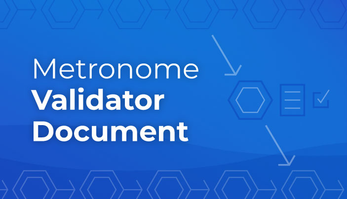 Validator Document Graphic