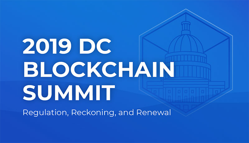 2019 DC Blockchain Summit