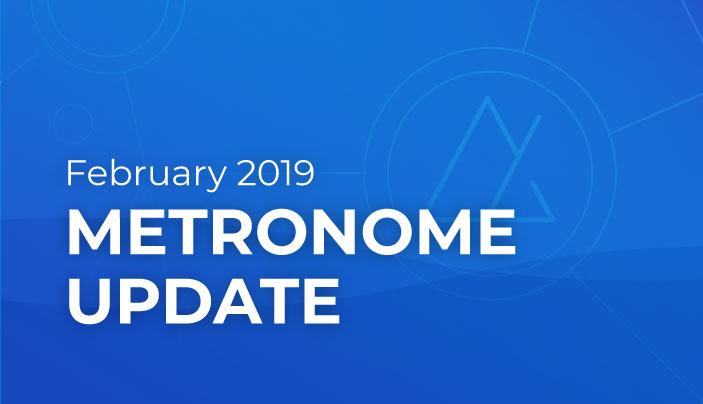 MET Update February 2019