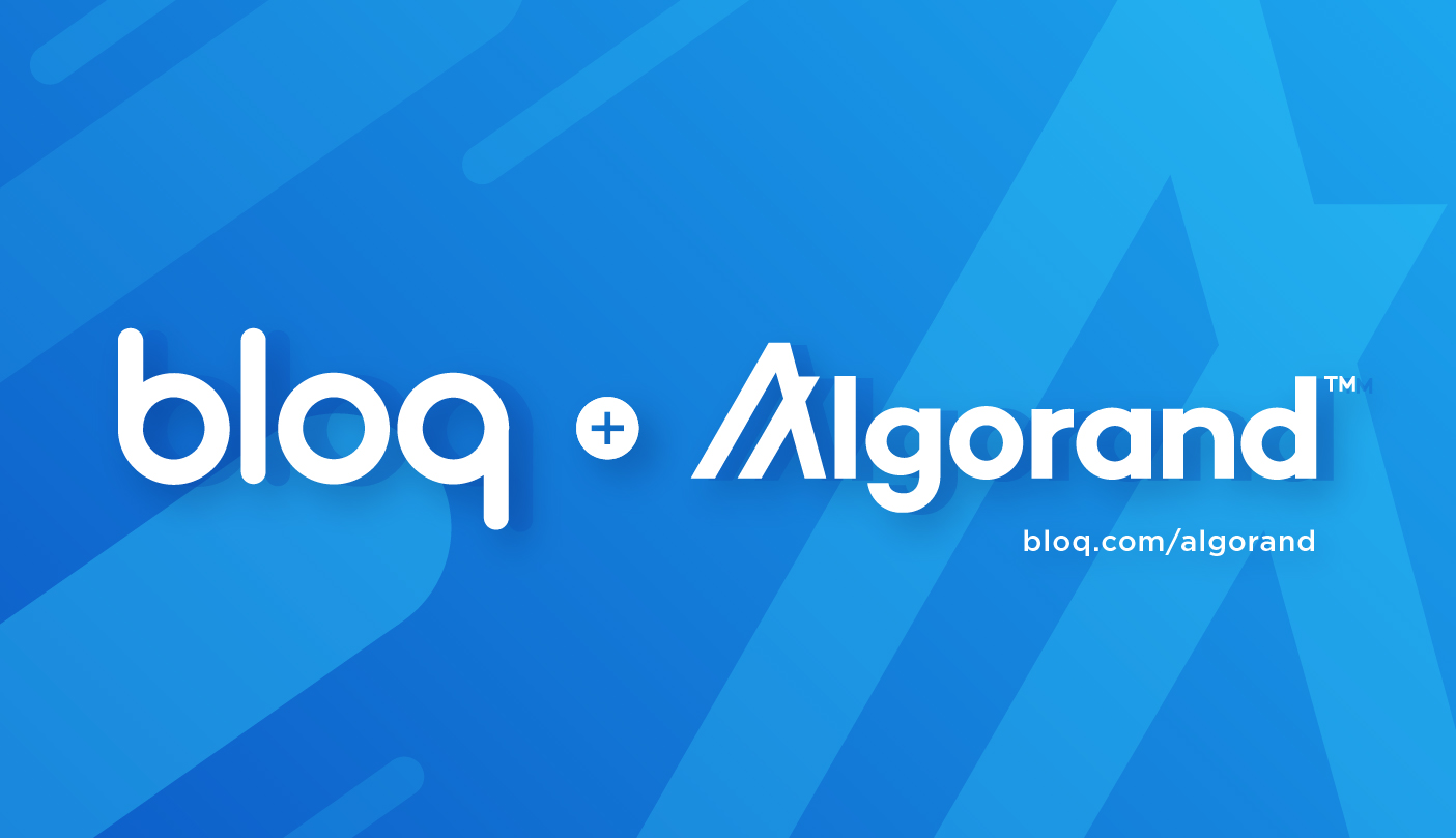 Bloq Delivers On-Demand Algorand Node Clusters, Additional Infrastructure Support