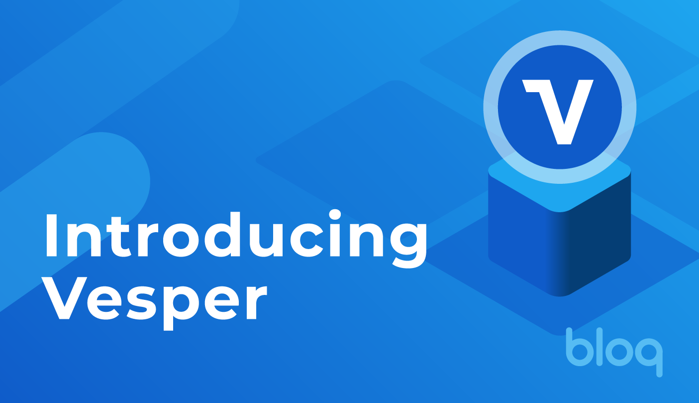 Introducing Vesper: Evolving DeFi, Starting with Yield Farming