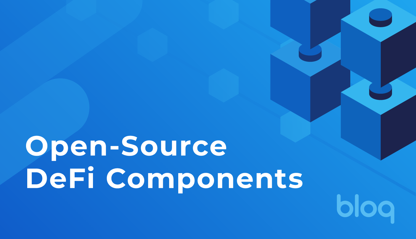 Four Open-Source DeFi Components for Developers